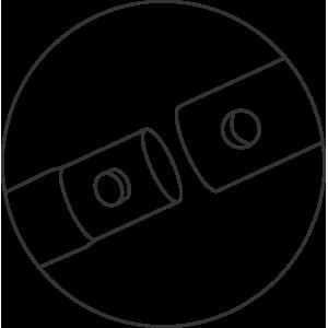 Push Button Connectors (15mm vs. 5mm competitors)