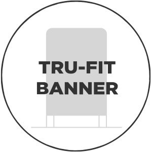 Tru-Fit Banner Part
