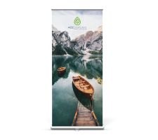 Fast Roll Retractable Banner Stand