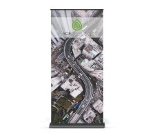 Shark Premium Retractable Banner Stand - Full Height