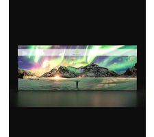 Lumos 20'w x 8'h Flat Backlit Display