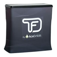 Tru-Fit 1.0 - Podium - Replacement Fabric Graphic