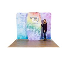 Tru-Fit 2.0 - Pear Stand-Off - Single-Sided Replacement Fabric Graphic