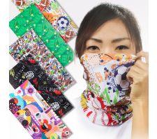 Gaiter - Economy Dye-Sub Stretch Fabric Graphic