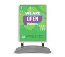 Water Base Display Board Single or Double Sided